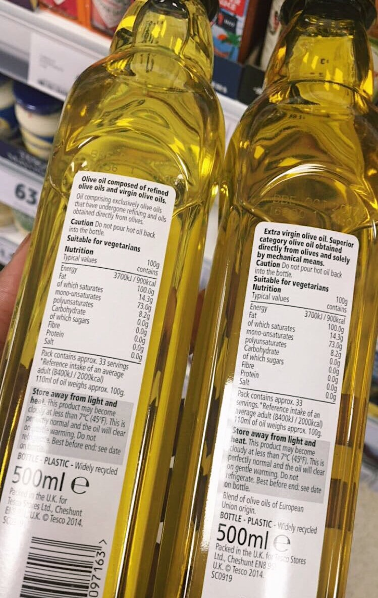 The oil guide: Everything You Need to Know About Cooking