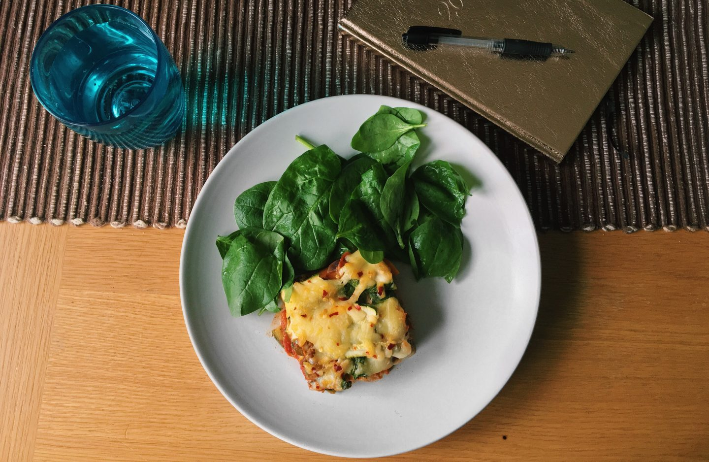 Courgette & Beef Lasagne