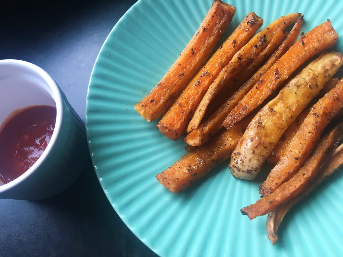Easy Cajun Butternut Squash Fries
