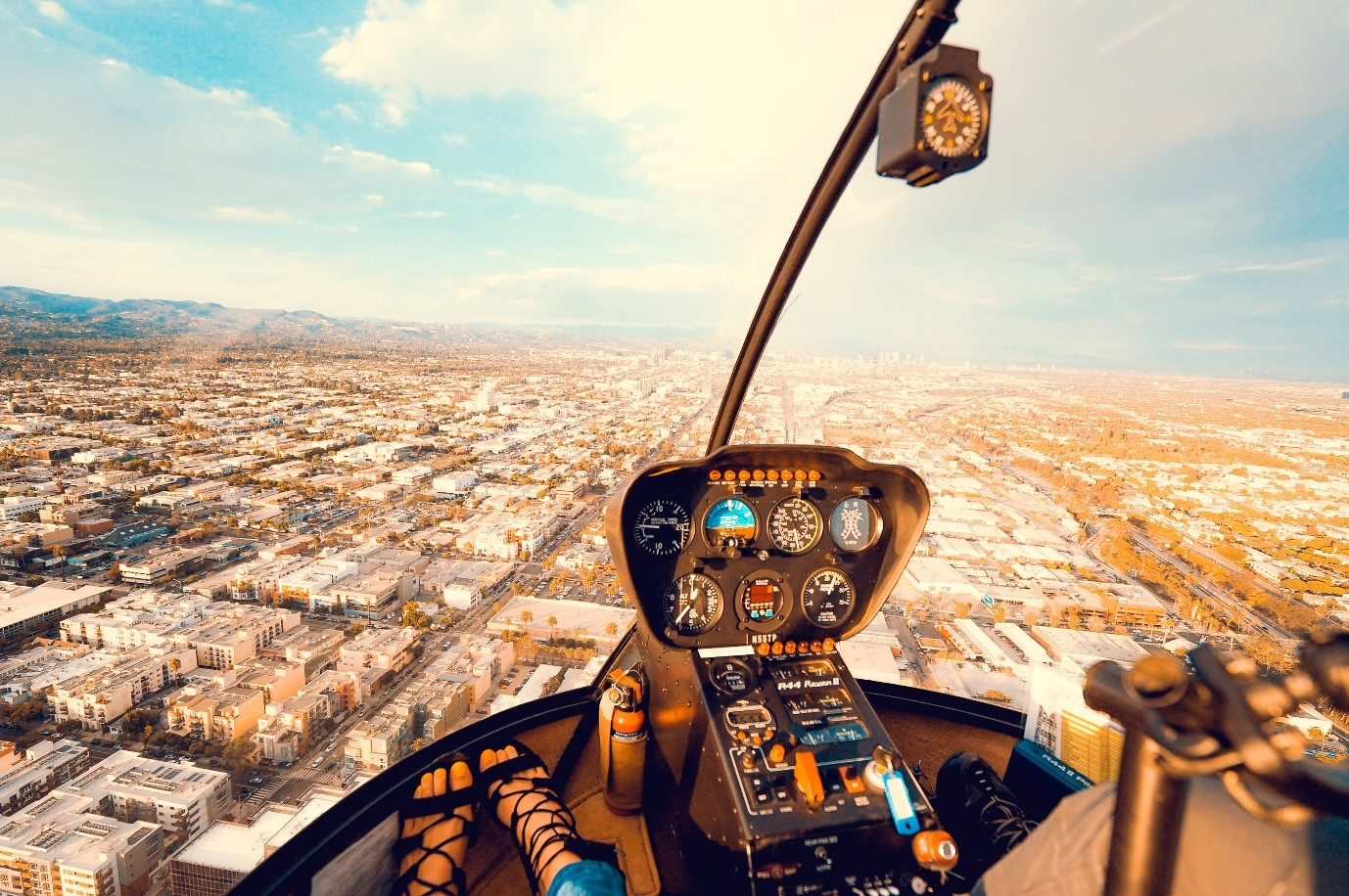 Getting The Most Out Of Your Helicopter Experience