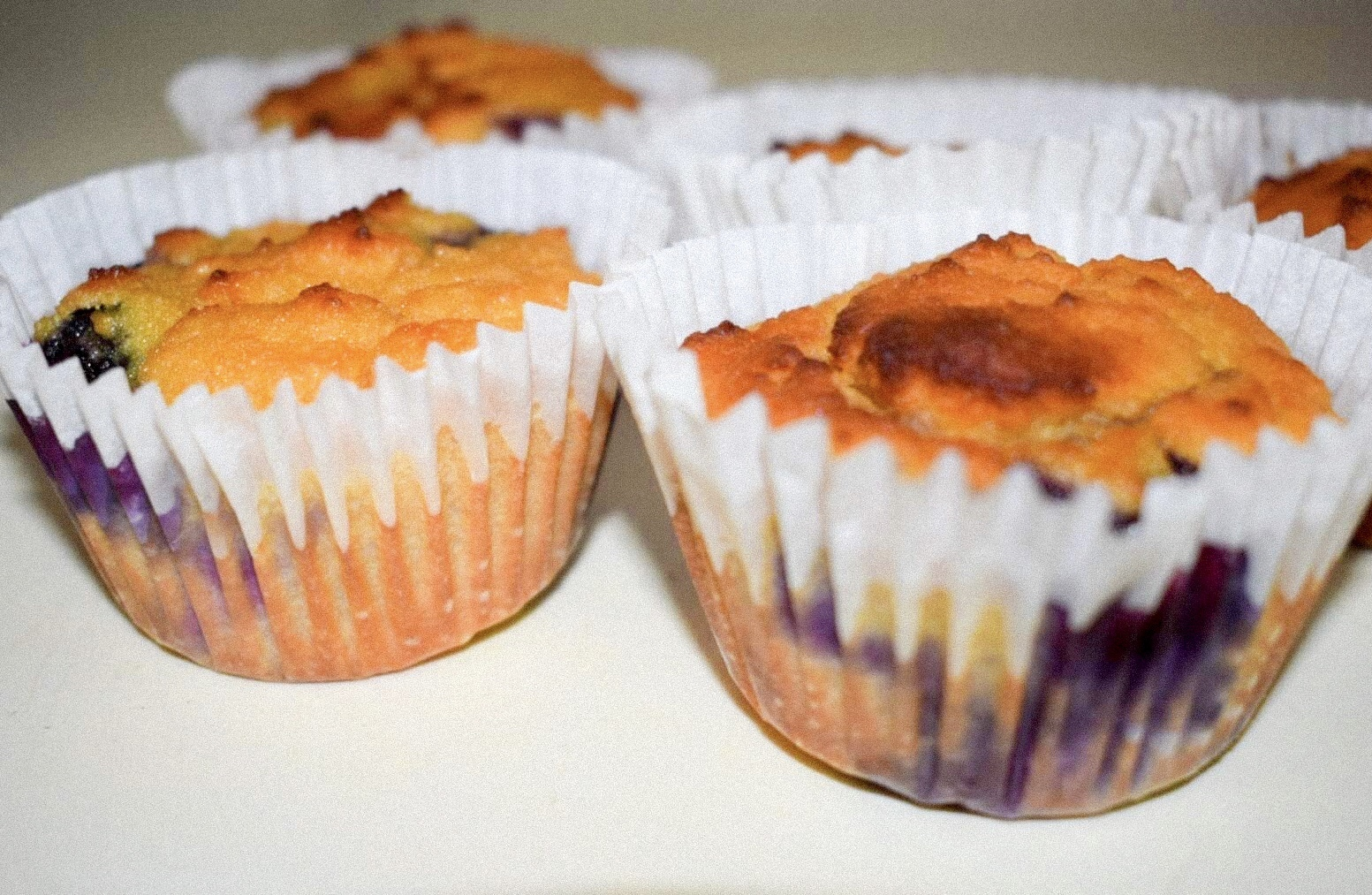 best healthy blueberry muffins - diywithjoy.com