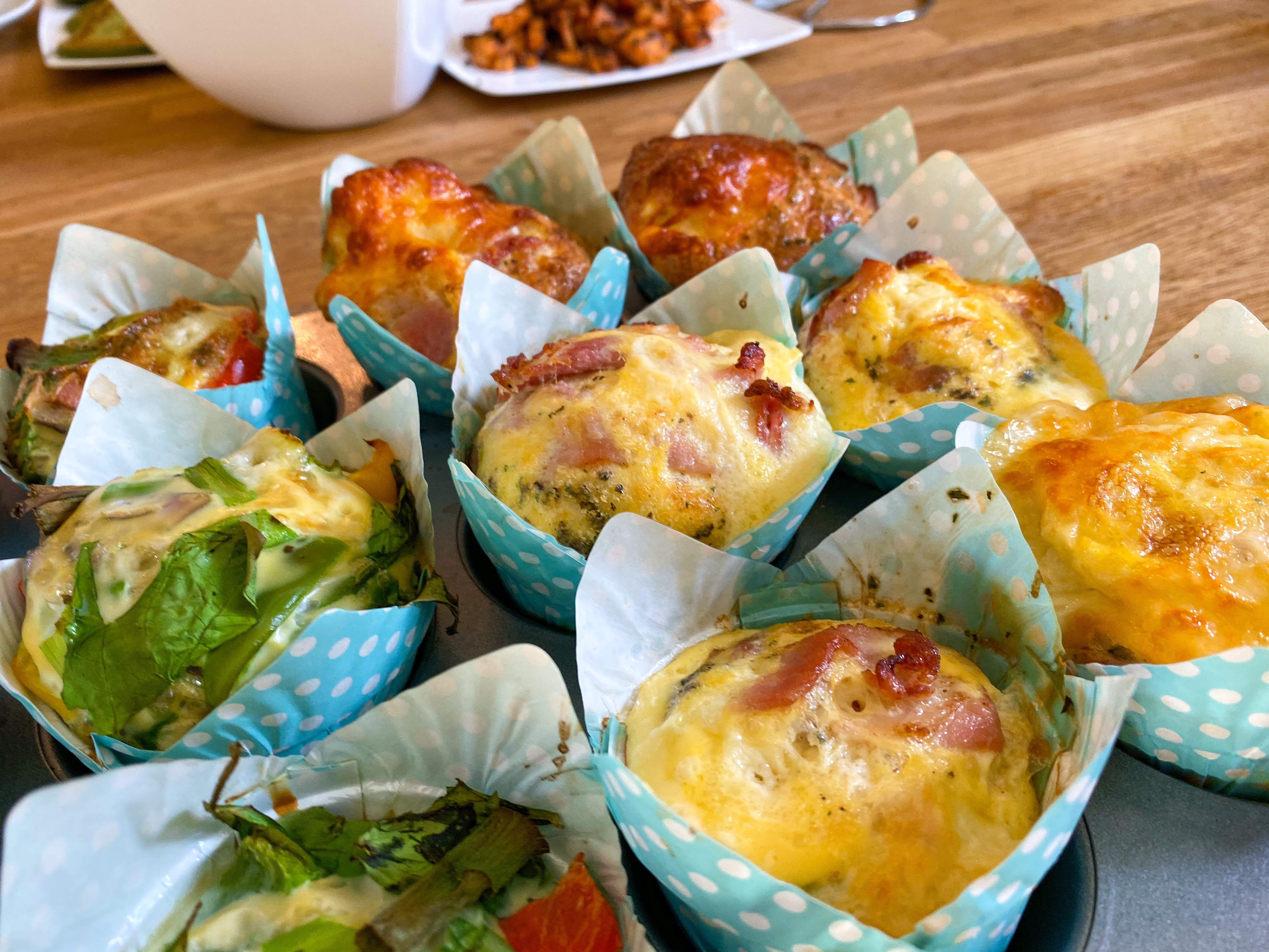 The best egg muffins - diywithjoy.com