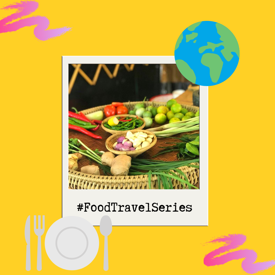 DiyWithJoy Presents The #FoodTravelSeries