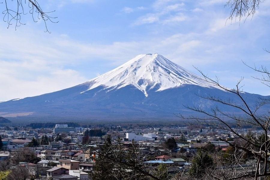 Mount Fuji - diywithjoy.com