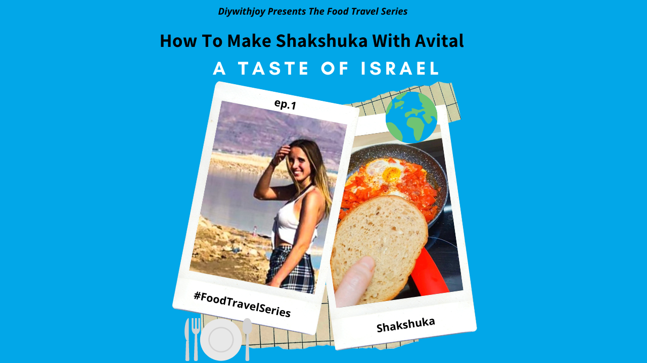 #FoodTravelSeries Ep.1: A Taste of Israel