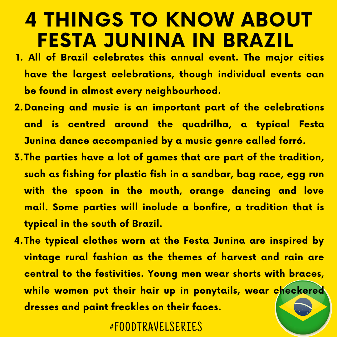 BRAZIL Cooking Indredients