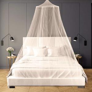 White Mosquito Mesh Net