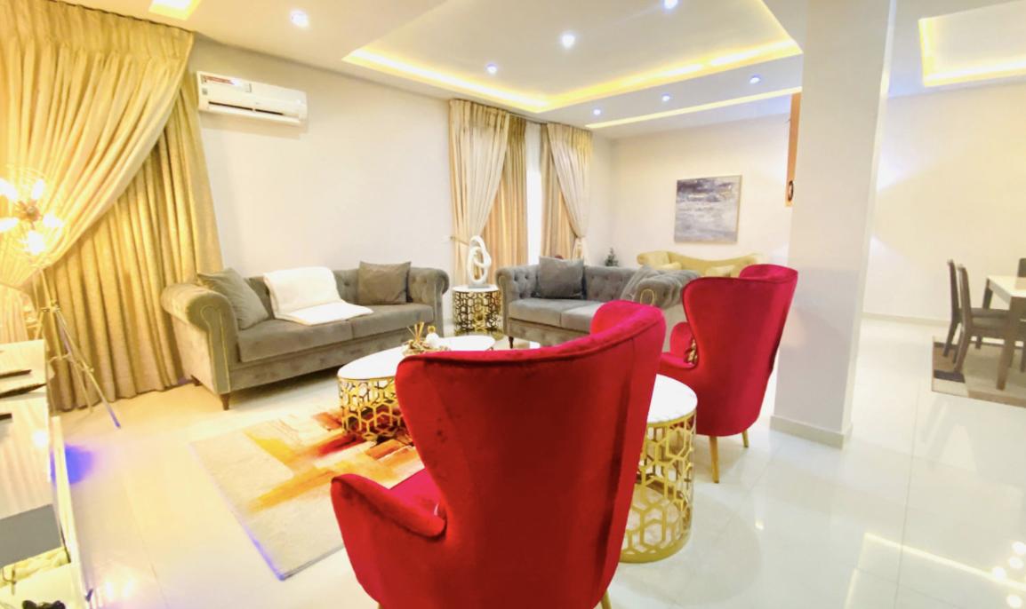 Ope's Luxury Home