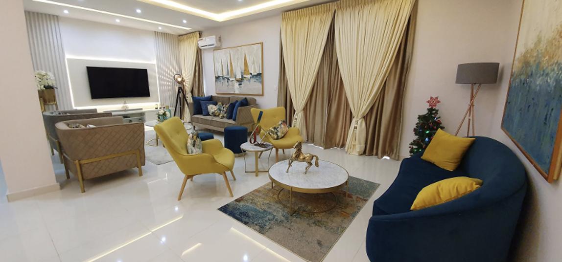 The Daniel's Luxury Home